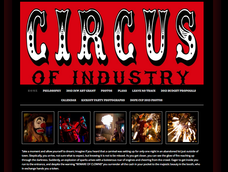Circus of Industry