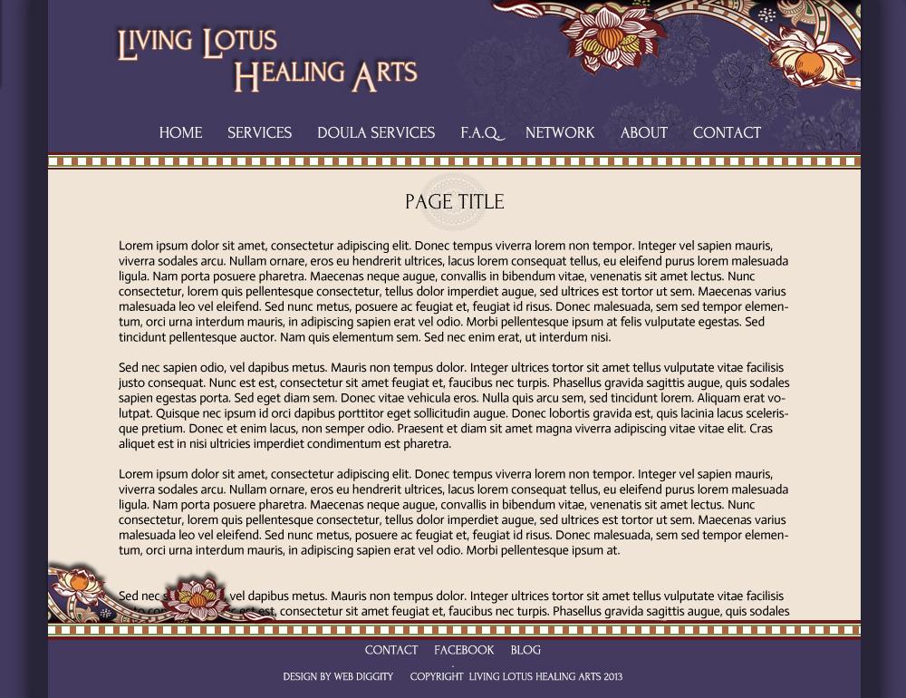 Living Lotus Healing Arts